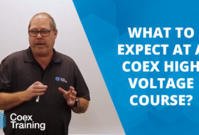 What to expect at Coex Training's High Voltage course