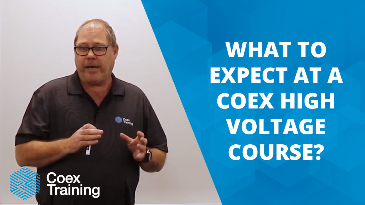 What to expect at Coex High Voltage Course