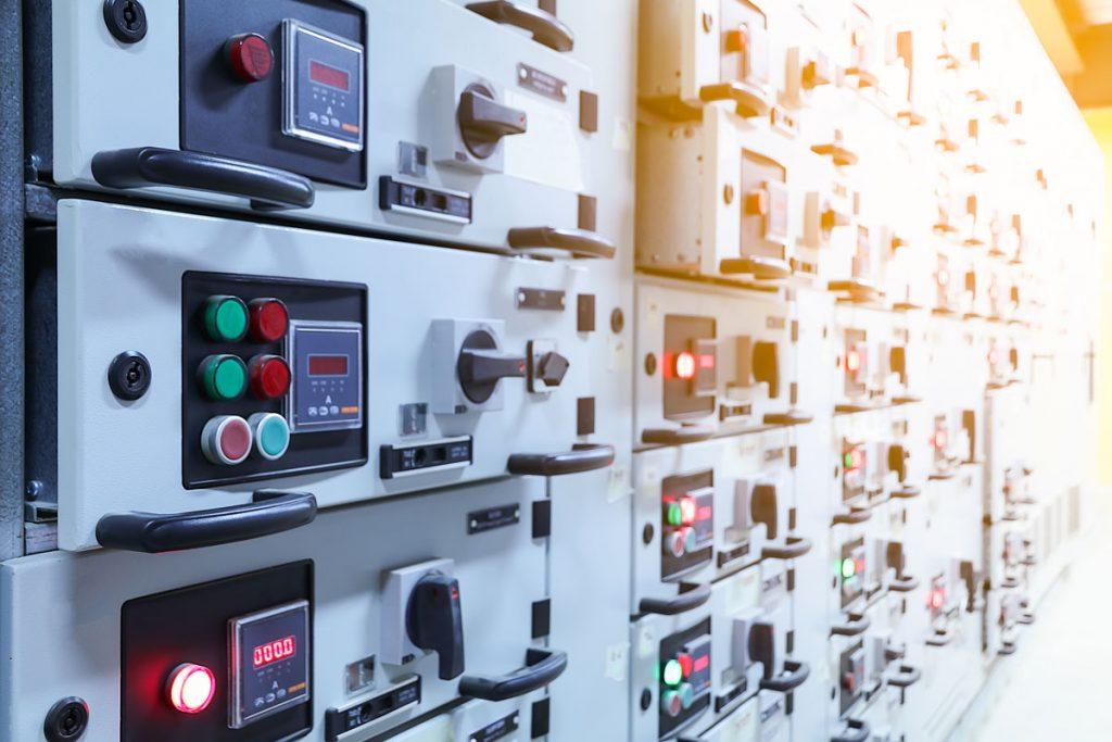 high voltage training at Coex Training