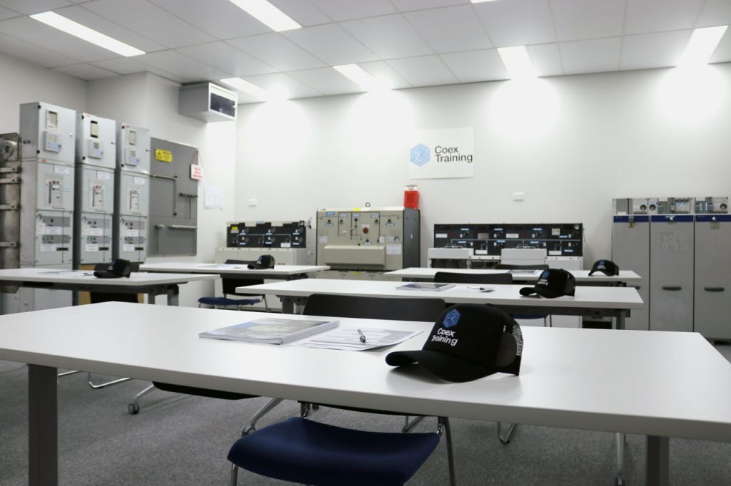 High Voltage room in Canningvale