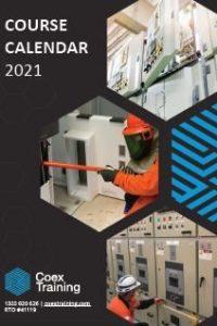 Coex Training 2021 Course Calendar