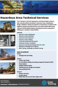 hazardous areas technical services