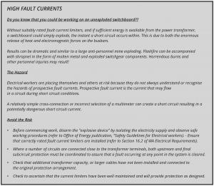 high vault current image for fault current blog